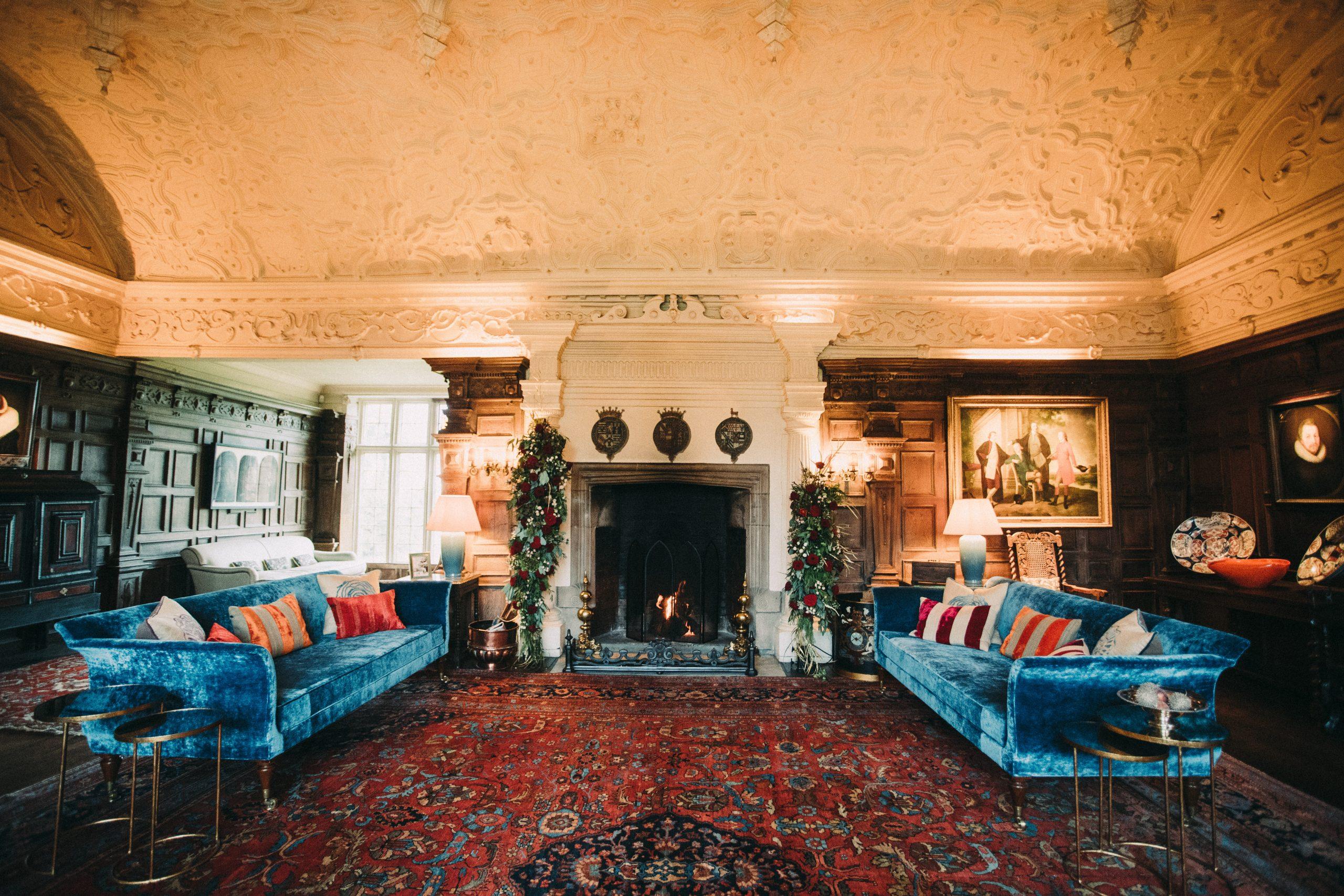 Dorfold Hall - Filming Location