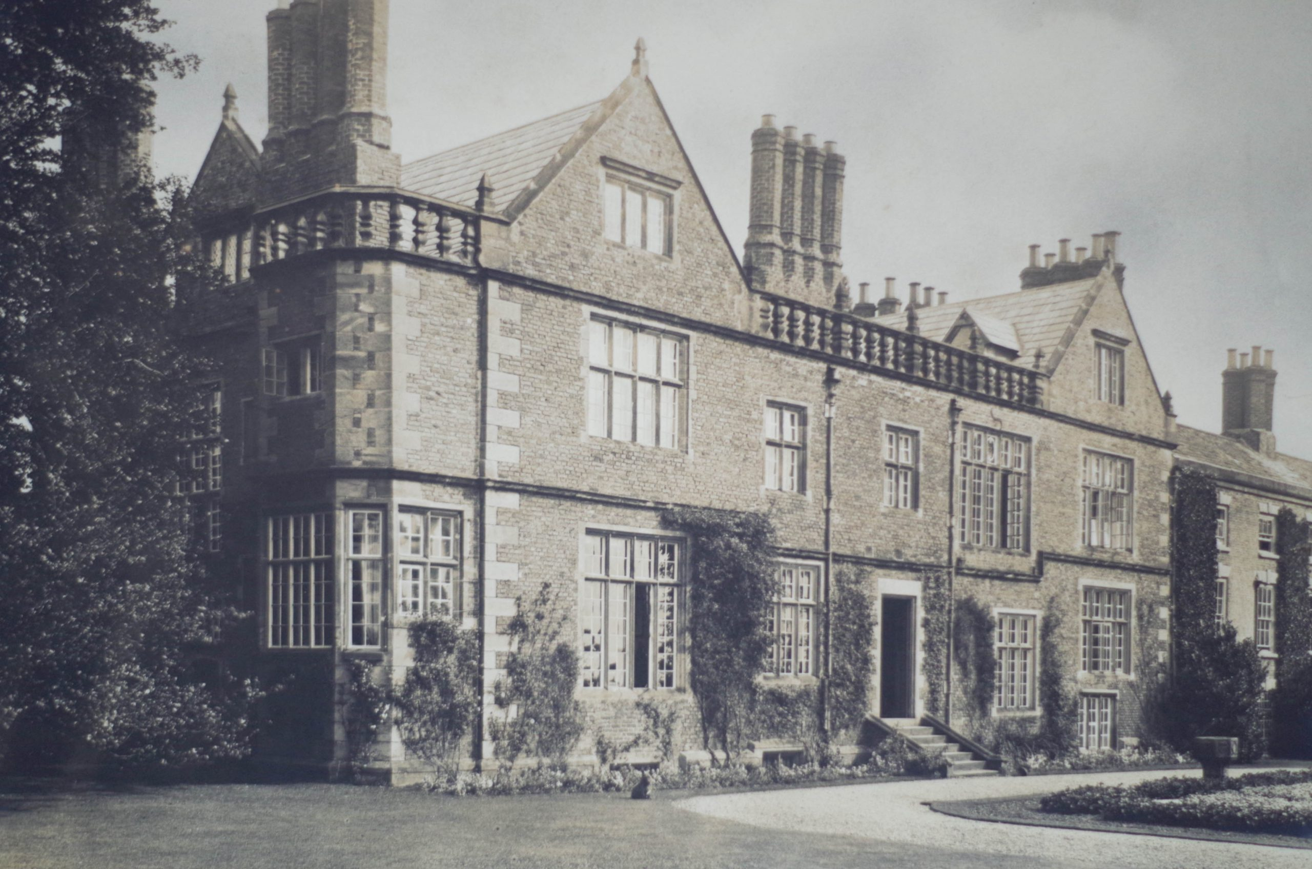 History of Dorfold Hall